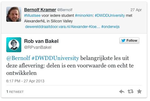 Twitter: Bernlof