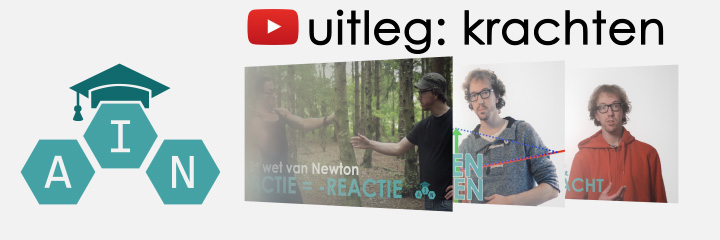 YouTube Playlist: Krachten