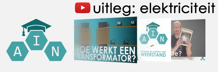 YouTube Playlist: Elektriciteit
